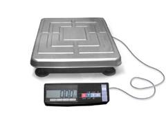 Торговые весы ТВ-S-200.2-А1 без стойки с ЖКИ индикатором, аккумулятор