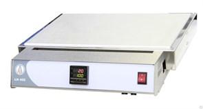 Нагревательная плитаLH-404, плита с цифровым контроллером и алюминиевой поверхностью 435х310 мм, макс. температура  400°С