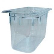 Ванна прозрачная LA-308Р, 6,5л, поликарбонат