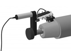 Сканер типа «Паук» СПВ-65-108 для контроля внутренней резьбы диаметром от 42 до 110 мм