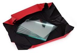 Стандартные стеклянные пластины для испытаний (10 шт.) 90 x 120 x 1,8 мм