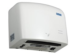 Высокоскоростная сушилка для рук (пластик белый) BXG-JET-5500