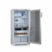 Холодильник фармацевтический ХФ-140-1 V=140 л. Н=910 мм с тонированной стеклянной дверью