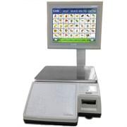 Весы самообслуживания CL7000-15S TCP-IP