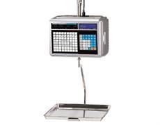 Весы торговые с печатью этикеток CL5000-15H TCP-IP (подвесная модель)