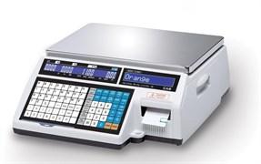 Весы торговые с печатью этикеток CL5000J-6IB TCP-IP