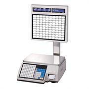 Весы торговые с печатью этикеток CL5000J-15IS TCP-IP