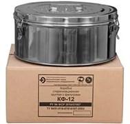 Коробка стерилизационная КФ - 12