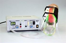 Аппарат искусственного разрежения урологический АИР-У плюс  (вакуум-эректор) плюс фотостимуляция