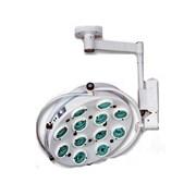 Напольный операционный светильник ALFA-712. 12-рефлекторный потолочный (80000-120000Лк)