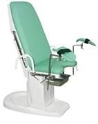 Кресло гинекологическое с регулировкой при помощи электропривода и пневмопружин кг-6-3  (пульт ножной)