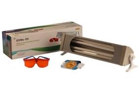 Облучатель ультрафиолетовый ОУФк-05 «Солнышко» (для выработки витамина Д3, лечения кожных заболеваний и для загара лица)