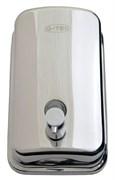 Дозатор для жидкого мыла металл 1 л. G-teq 8610