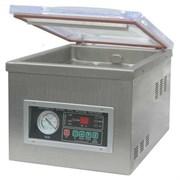 Настольная вакуум-упаковочная машина DZQ-400/2T (нерж., газ)