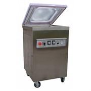 Напольная вакуум - упаковочная машина DZ-500/2E (нерж.)