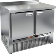 Стол охлаждаемый HICOLD GNE 11/TN с нижним расположением агрегата
