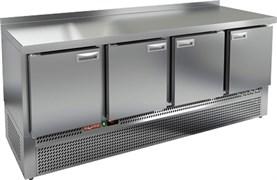 Стол охлаждаемый HICOLD GNE 1111/TN с нижним расположением агрегата