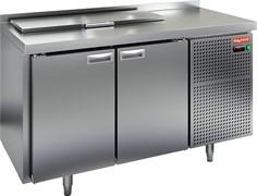 Стол охлаждаемый для салатов SL2-11GN с крышкой