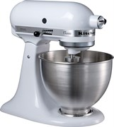 Миксер KITCHEN AID 5K45SSEWH (белый)