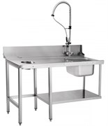 Стол предмоечный СПМП-6-5 для МПК-700К