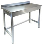 Стол производственный пристенный СПП-222/1507 нерж