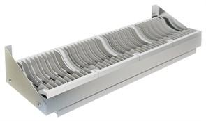 Полка настенная для сушки посуды ПН-311/900 (на 40 тарелок)
