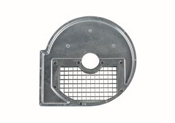 Диск D8 для овощерезки HLC-300 решетка 8х8х8 мм (с H8) /CONVITO / STARFOOD / VIATTO