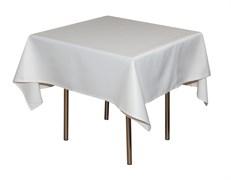 Скатерть «Валенсия» 1,50х1,50 м белая