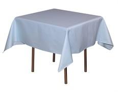 Скатерть «Валенсия» 1,50х1,50 м голубая