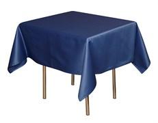 Скатерть «Валенсия» 1,50х1,50 м синяя