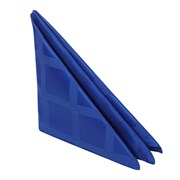 Салфетка 45х45 см «Журавинка» ультрамарин (квадрат)