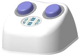 Аппарат кистетерапии с ЭПС Для массажа кистей рук