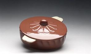 Крышка для сковородки керамическая