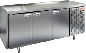 Стол охлаждаемый HICOLD GN 111/TN О без борта