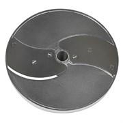 Диск слайсер 2 мм для ROBOT COUPE R201E, R301Ultra, R402, CL20, CL25, CL30, CL30Bistro [27555]
