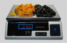 Фасовочные весы ВСП-15.2-4К