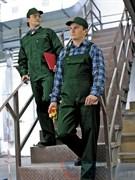 Костюм ВЫМПЕЛ-1 зелёный (куртка с брюками)