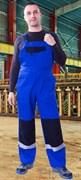 Костюм СФЕРА из антистатической ткани, куртка с полукомбинезоном