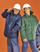 Куртка утепленная СМЕНА (темно-синяя)