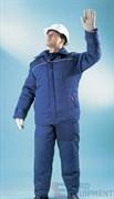 Куртка утепленная СМЕНА с ПВХ усилителями