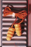 Вкладыши противошумные 1130 со шнурком (упаковка 100 пар)