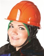 Каска защитная шахтерская СОМЗ-55 ФавориТ Хаммер оранжевая