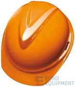 Каска защитная ВИ-ГАРД 500 с оголовьем Push-Key оранжевая