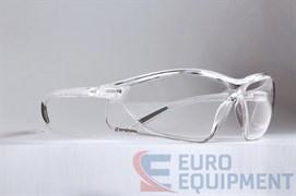 Очки ультра-легкие открытые А700 с прозрачными линзами из поликарбоната. Покрытие от царапин