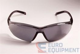 Очки ультра-легкие открытые А700 с дымчатыми линзами из поликарбоната. Покрытие от царапин