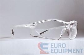 Очки ультра-легкие  открытые А700 с прозрачными линзами из поликарбоната. Покрытие от царапин и запотевания