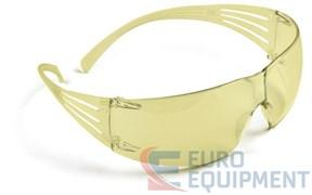 Очки защитные открытые SecureFit, желтая линза