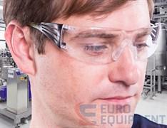 Очки защитные открытые 3M™ SecureFit 401, прозрачная линза, AS/AF
