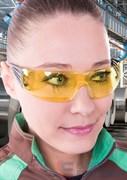 Очки защитные открытые 3M™ SecureFit 403, желтая линза, AS/AF