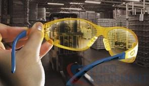 Очки MSA защитные Perspecta 9000, желтые линзы
